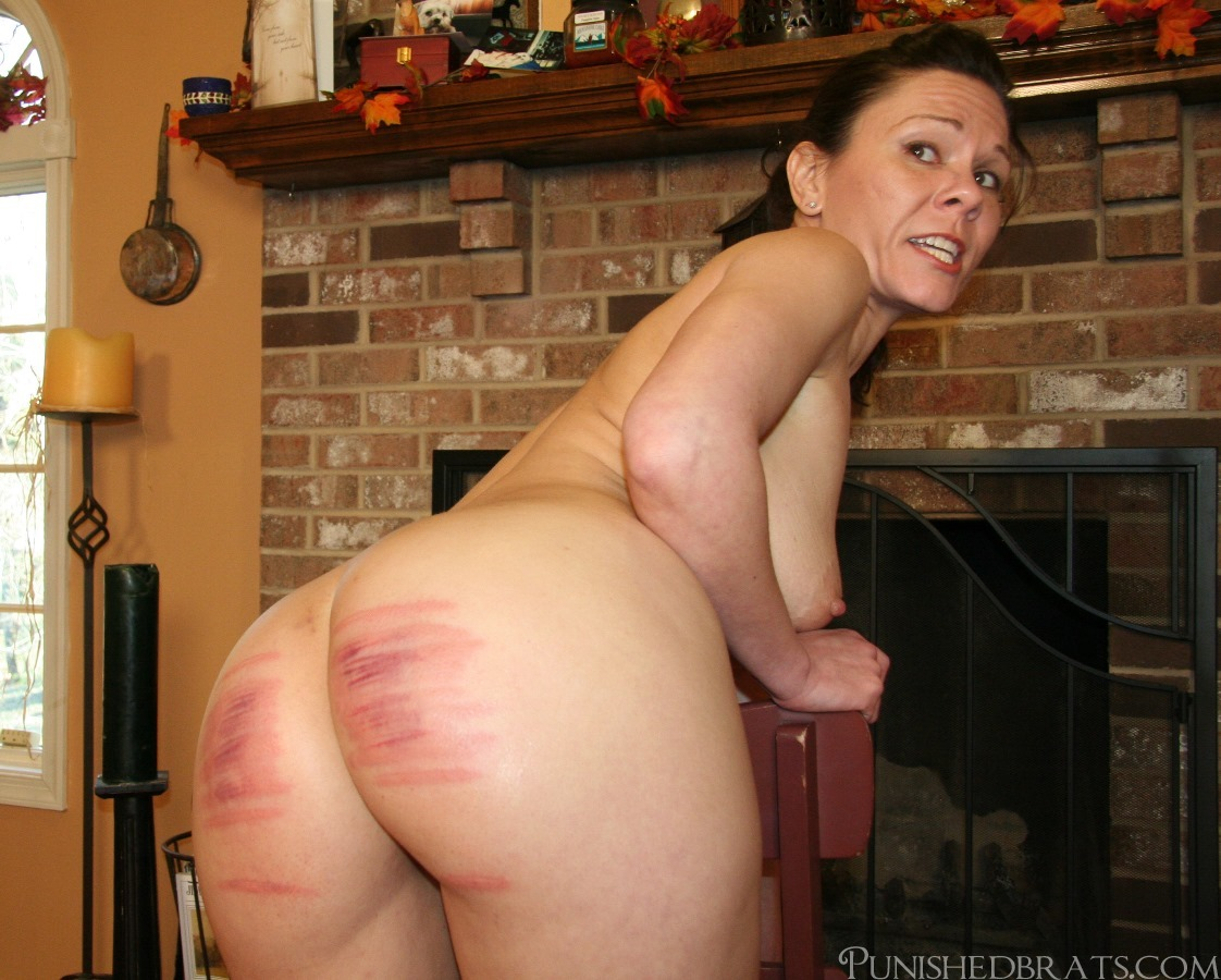 Caning for girls